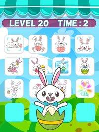 Cкриншот Easter Bunny Pet Matching, изображение № 1712478 - RAWG