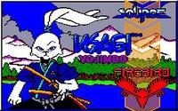 Samurai Warrior: The Battles of Usagi Yojimbo screenshot, image №757086 - RAWG