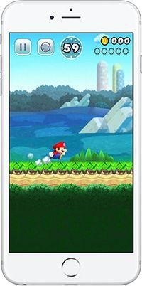 Super Mario Run screenshot, image №241496 - RAWG
