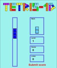 Cкриншот Tetris-1D, изображение № 1888697 - RAWG