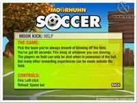 Cкриншот Морхухн: Эпидемия футбола, изображение № 459274 - RAWG