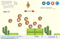 Cкриншот HarryRabby Elementary Math - Adding 4 Numbers, изображение № 1829716 - RAWG