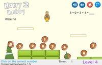 Cкриншот HarryRabby Elementary Math - Adding 4 Numbers, изображение № 1829718 - RAWG