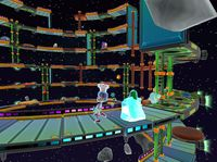 Cкриншот BurgerTime World Tour, изображение № 632452 - RAWG