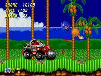 Cкриншот Sonic the Hedgehog 2, изображение № 131619 - RAWG