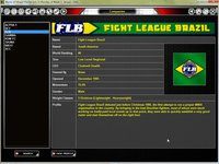 World of Mixed Martial Arts 3 screenshot, image №193739 - RAWG