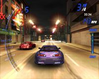 Need for Speed: Underground screenshot, image №809818 - RAWG