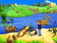 Cкриншот Наводнение в Простоквашино: Развивающие логические игры, изображение № 505853 - RAWG
