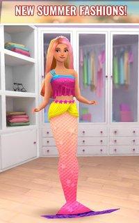 Barbie Fashion Closet screenshot, image №1359533 - RAWG