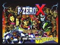 F-Zero X (1998) screenshot, image №740675 - RAWG