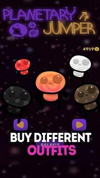 Cкриншот Planetary Jumper: Jump on the planets, изображение № 2627359 - RAWG