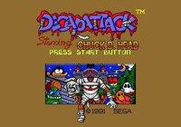 Cкриншот Decap Attack (1991), изображение № 758919 - RAWG