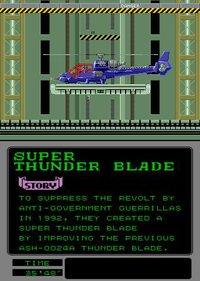 Super Thunder Blade (1988) screenshot, image №760502 - RAWG