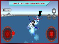 Cкриншот Flying Bike: Police vs Cops - Police Motorcycle Shooting Thief Chase PRO Game, изображение № 1729214 - RAWG