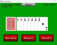 Cкриншот Hand Solitaire, изображение № 1293605 - RAWG
