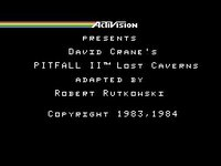 Pitfall II: Lost Caverns screenshot, image №727320 - RAWG