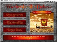 Cкриншот Warlords 2 Deluxe CD, изображение № 364099 - RAWG