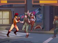 Cкриншот Honey Rose: Underdog Fighter Extraordinaire, изображение № 145434 - RAWG