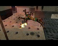 Cкриншот Omikron: The Nomad Soul, изображение № 222586 - RAWG
