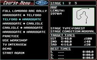 Lombard RAC Rally screenshot, image №744825 - RAWG