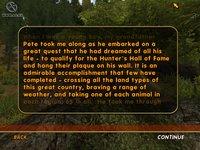 Cкриншот Cabela's Big Game Hunter 2006 Trophy Season, изображение № 438215 - RAWG