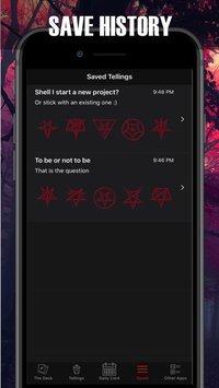 Cкриншот Satanic Tarot for the damned, изображение № 2057410 - RAWG