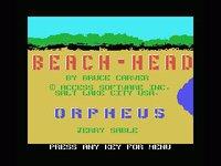 Cкриншот Beach Head, изображение № 753954 - RAWG