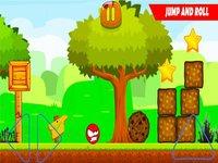 Cкриншот Angry Red Ball - 2k17 Edition, изображение № 1743173 - RAWG