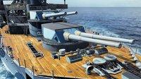 Cкриншот World of Warships: Legends — Грозный Arkansas, изображение № 2136541 - RAWG