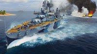 Cкриншот World of Warships: Legends — Грозный Arkansas, изображение № 2136538 - RAWG