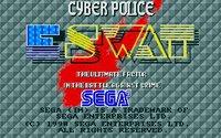 Cкриншот Cyber Police ESWAT, изображение № 748301 - RAWG
