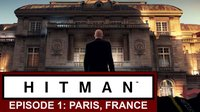 HITMAN in Games Set In France - 1