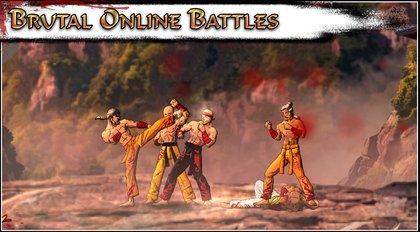Martial Arts Brutality Premium pe Steam