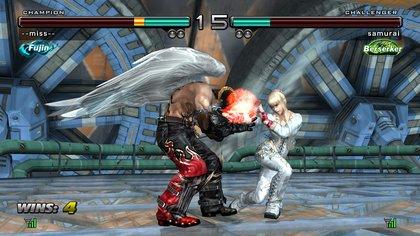Tekken 5 Dark Resurrection Release Date Videos Screenshots