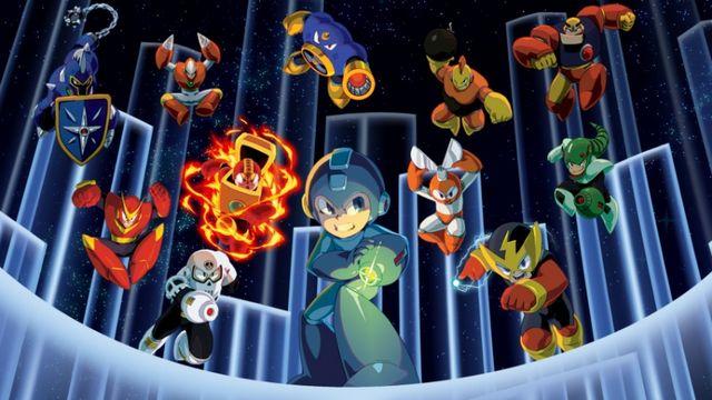 Mega Man Legacy Collection / ロックマン クラシックス コレクション screenshot