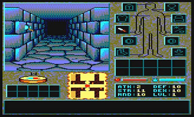 The Shadows Of Sergoth screenshot