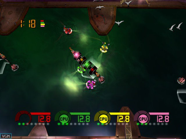 Fuzion Frenzy screenshot