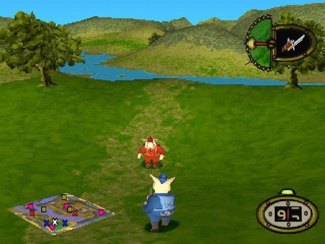 Hogs of War screenshot