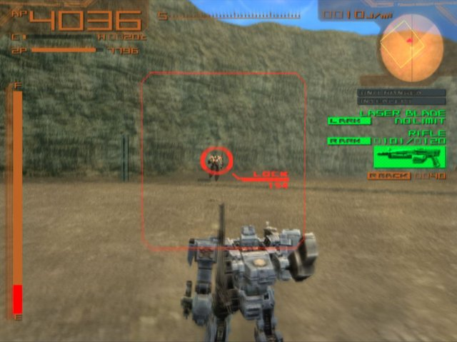 Armored Core: Nexus screenshot