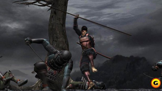 Onimusha: Путь самурая screenshot