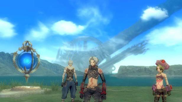 .hack//G.U. vol. 1//Rebirth screenshot