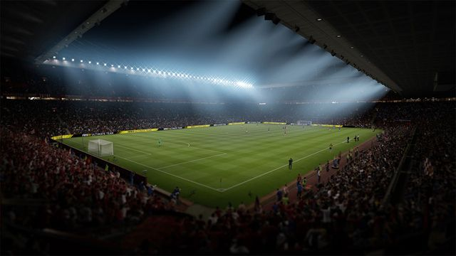 EA SPORTS FIFA 17 screenshot