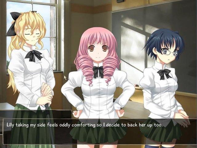 Katawa Shoujo screenshot