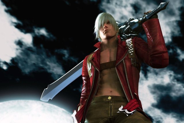 Devil May Cry 3 Special Edition screenshot