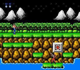 Contra (1987) screenshot