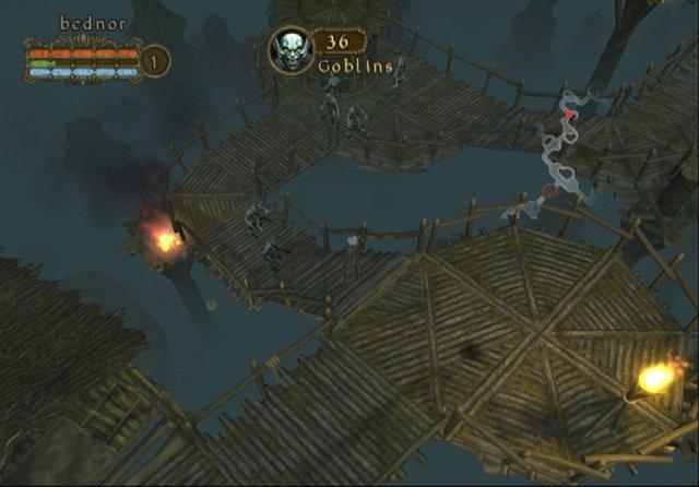 Champions of Norrath screenshot
