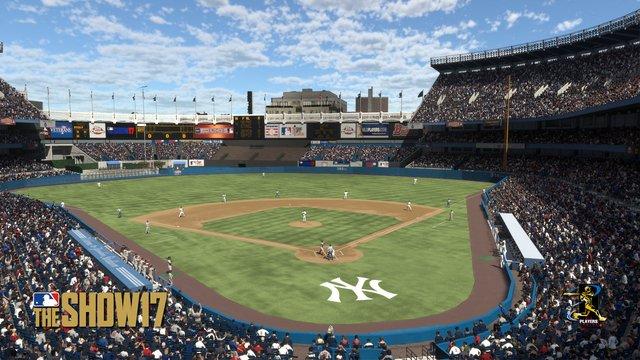 MLB The Show 17 screenshot