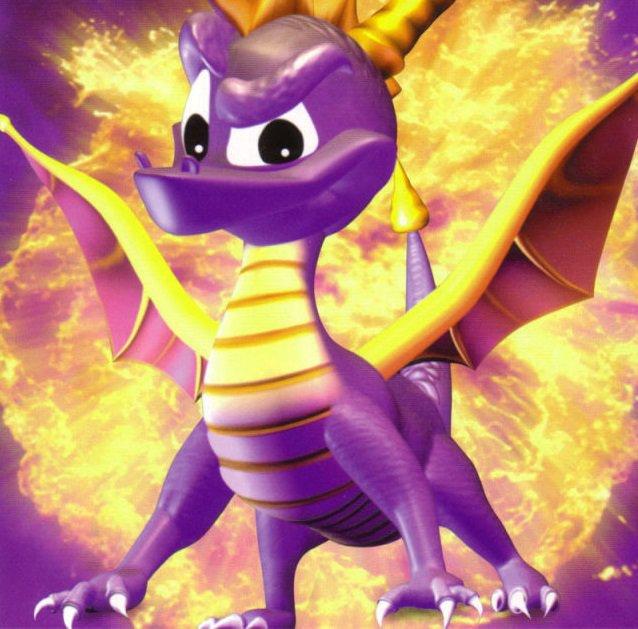 Spyro the Dragon screenshot