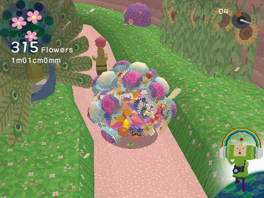 We Love Katamari screenshot