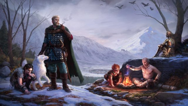 Pillars of Eternity: The White March - Part I screenshot